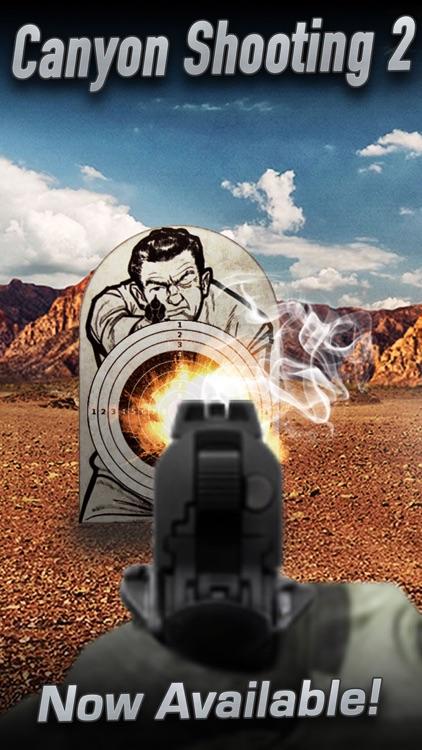 Canyon Shooting 2 screenshot-0