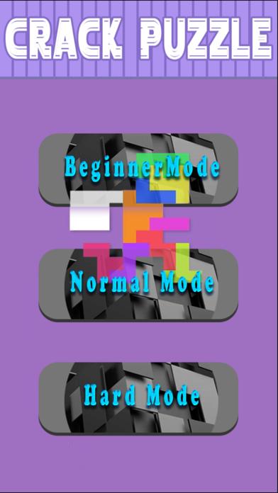Carck Puzzle Brain Block Woody screenshot one