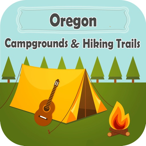 Oregon Campgrounds & Trails
