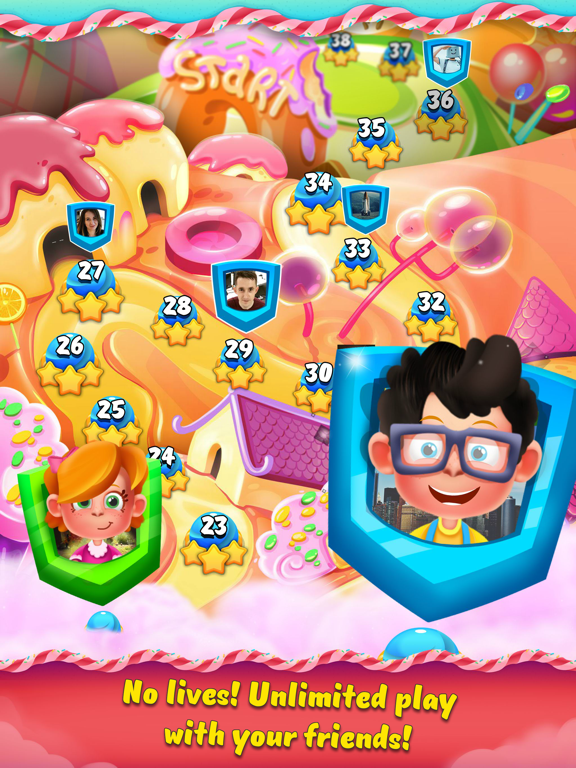 Sweet Candies 3 screenshot 10