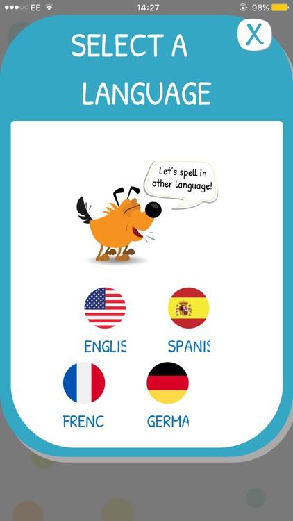 Spelling Game screenshot-4