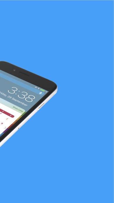 Coolendar - Widget Calendar screenshot 2