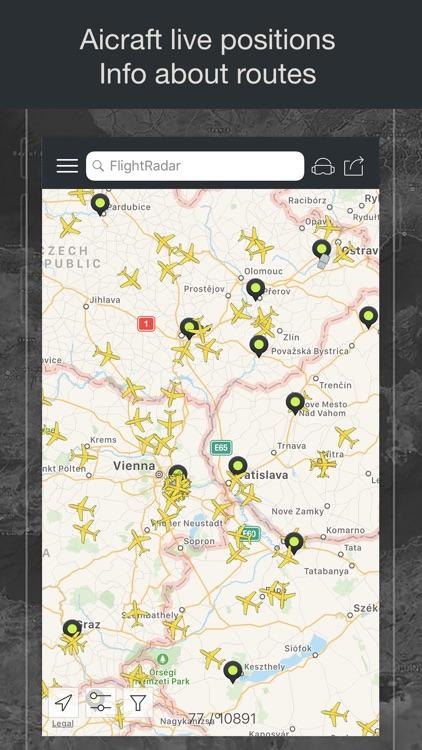 Flight Tracker - Online Status screenshot-3