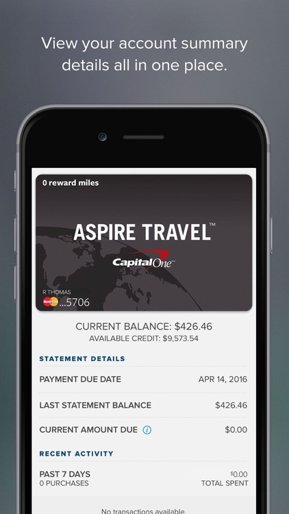 Capital One Canada screenshot-0
