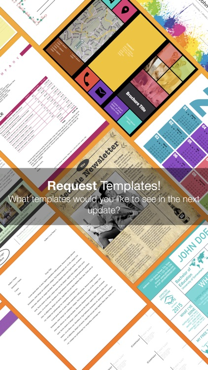 Templates for Pages (Nobody) screenshot-4