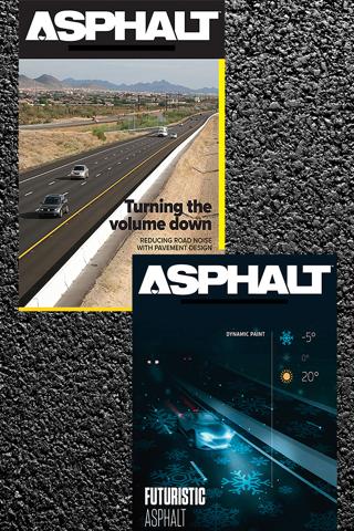 Asphalt Magazine - náhled