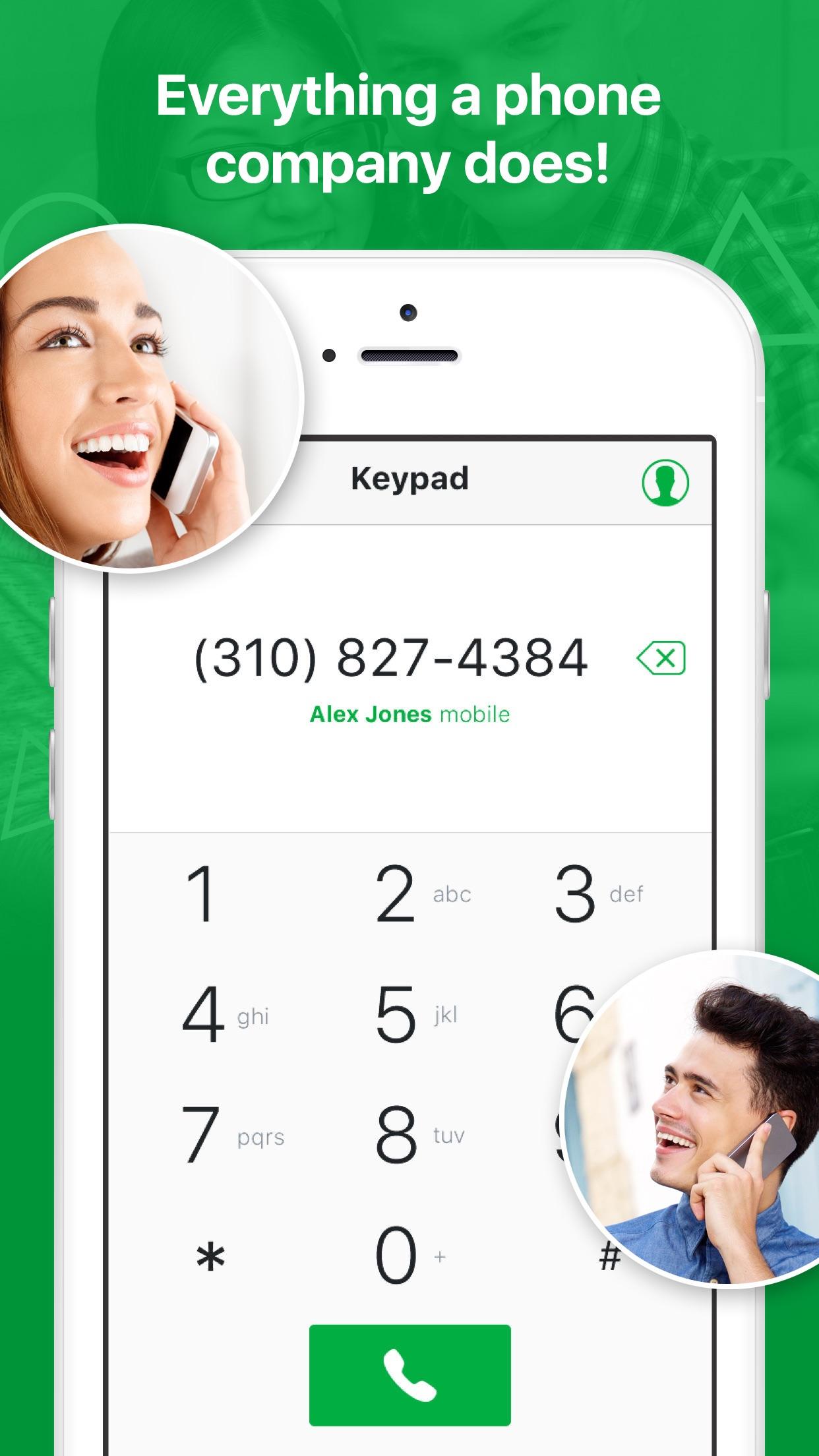 textPlus: Unlimited Text+Calls Screenshot