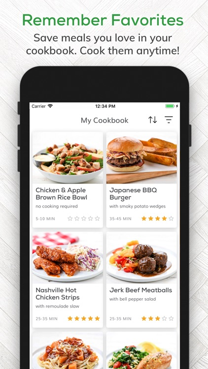 Home Chef: Meal Kit Delivery screenshot-4