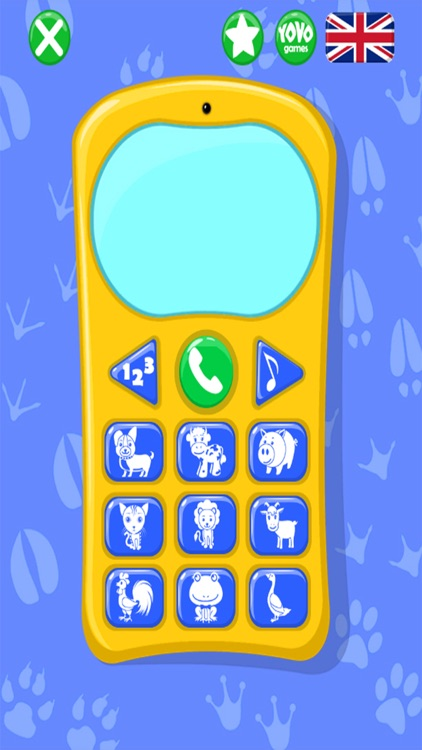 Baby Phone !!! screenshot-0