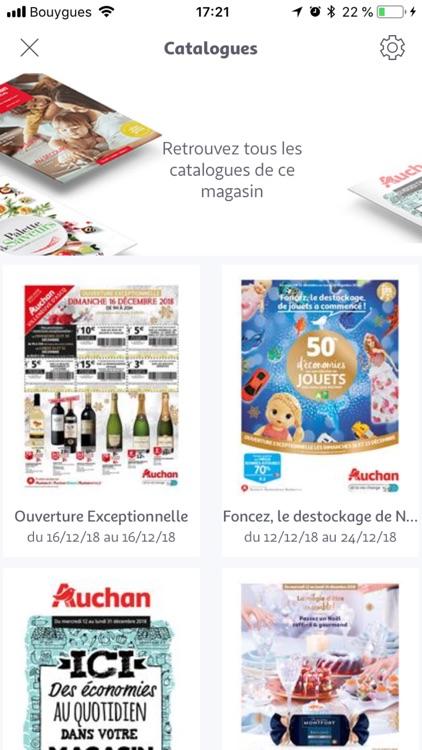 Auchan France screenshot-7