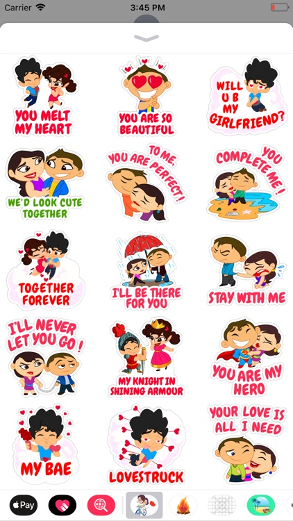 Things Couples Do
