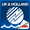 App Icon for Boating UK&Holland HD App in Chile App Store