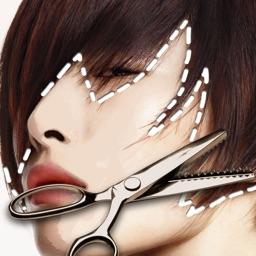 Virtual Hair Salon Photo Booth