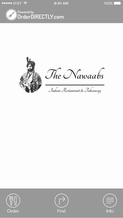 The Nawaabs Indian Restaurant, screenshot 1