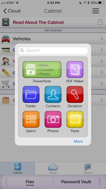 iStratus® DayPlanner screenshot-3