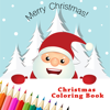 Christmas Tree Coloring Book