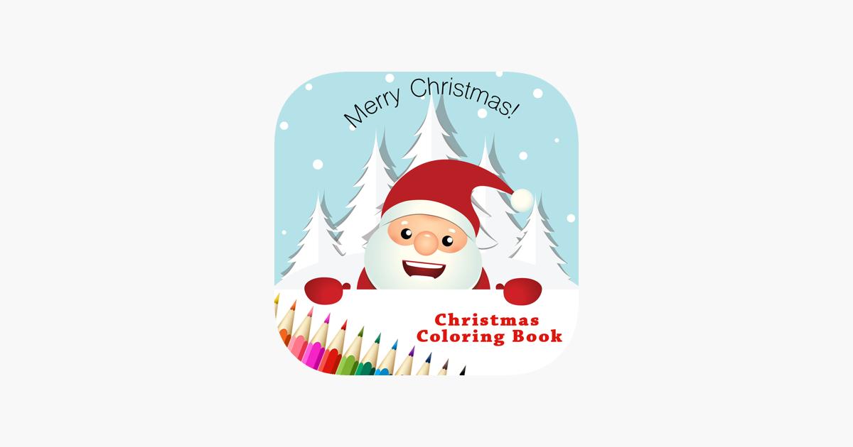 Buku Mewarnai Pohon Natal Di App Store