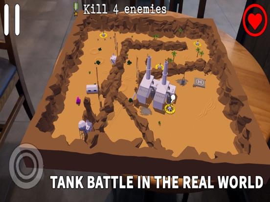 AR Tanks Multiplayer screenshot 6