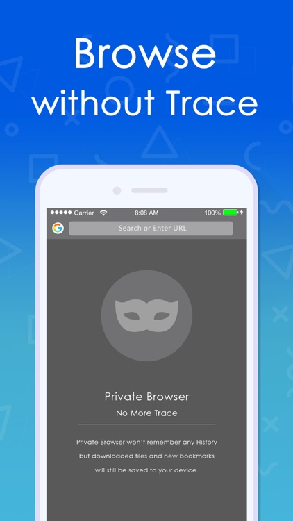 Private Browser - Web Browsing