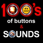 100's of Buttons and Sounds Pro icon