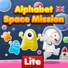 Alphabet Space Mission HD (UK English) Lite icon
