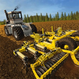 Harvester Farming Simulator 18