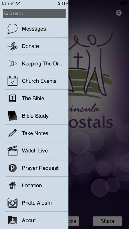 The Peninsula Pentecostals