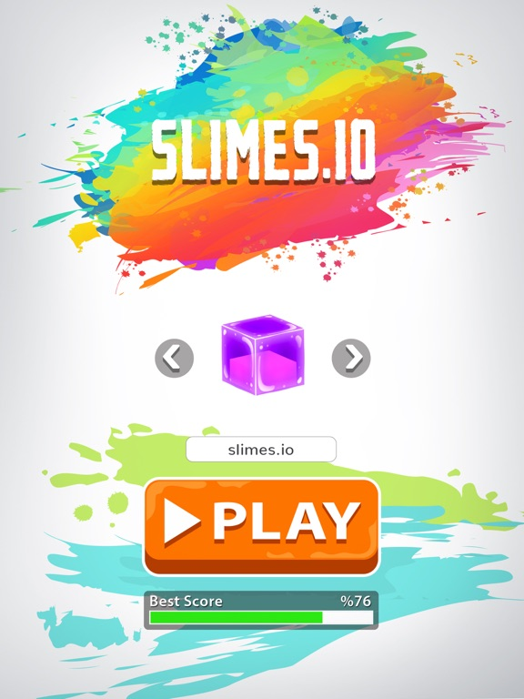 Slimes.io - 3D Color io game screenshot 10