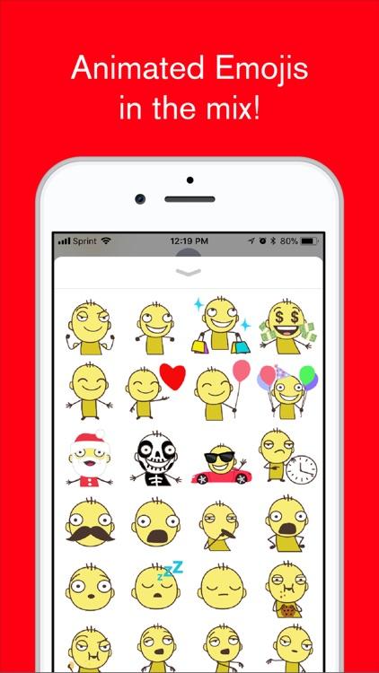 Just Life Emoji