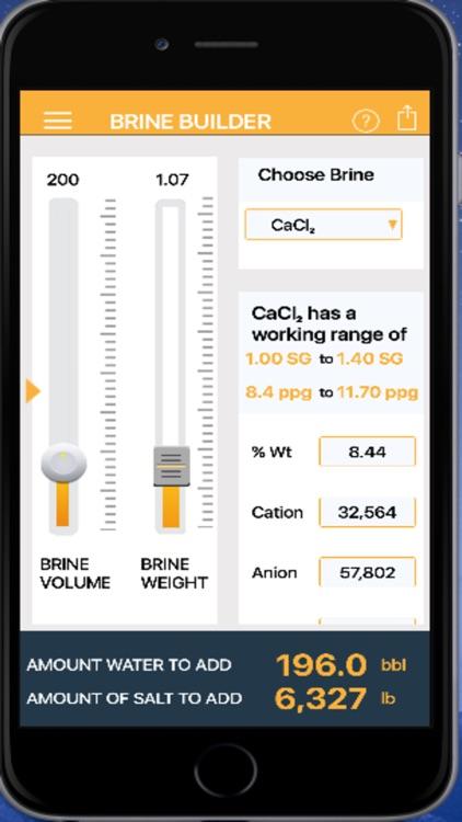 MudMate Phone by DrillCalc screenshot-3