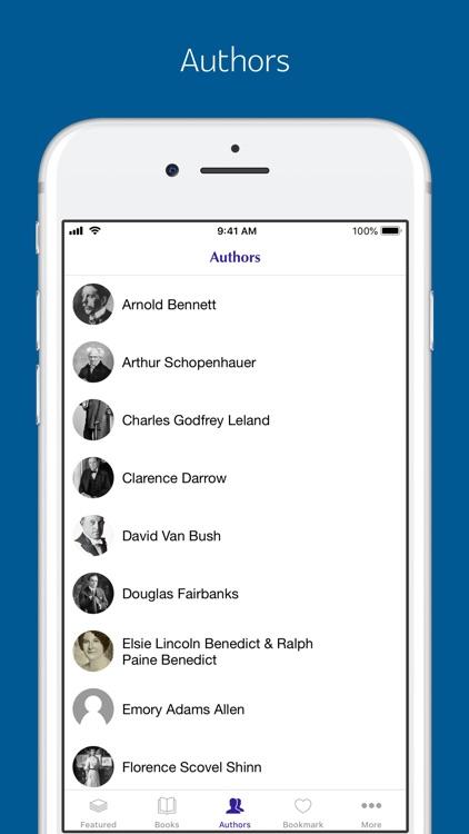 Self Help Audiobooks - classic screenshot-4