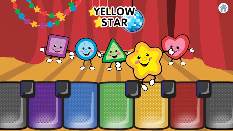 Laugh & Learn™ Shapes & Colors Music Show for Baby screenshot-4
