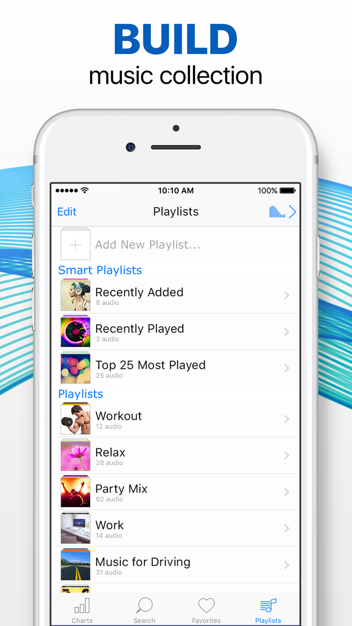Music Player & Unlimited Mp3 Screenshot