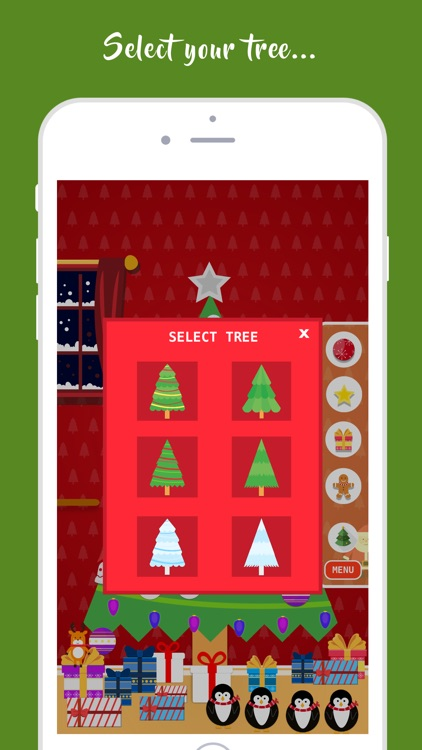 Mini Christmas Tree screenshot-3