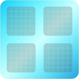 Theme Grid - Interactive Insta Planner Tool