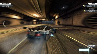 Screenshot for Need for Speed™ Most Wanted in Belgium App Store