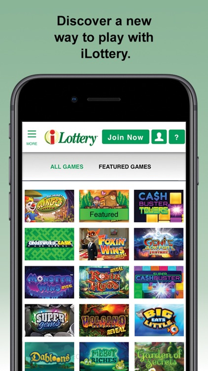 PA Lottery Official App by Scientific Games International