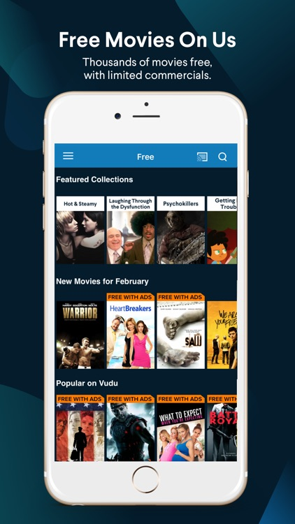 Vudu - Movies & TV screenshot-1