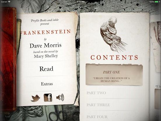 Frankenstein: Interactiveのおすすめ画像1