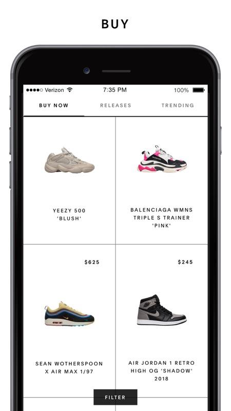 GOAT – Shop Sneakers - Online Game Hack