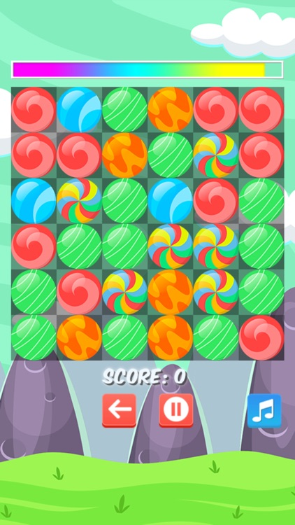 Candy Blast : Match 3 Games