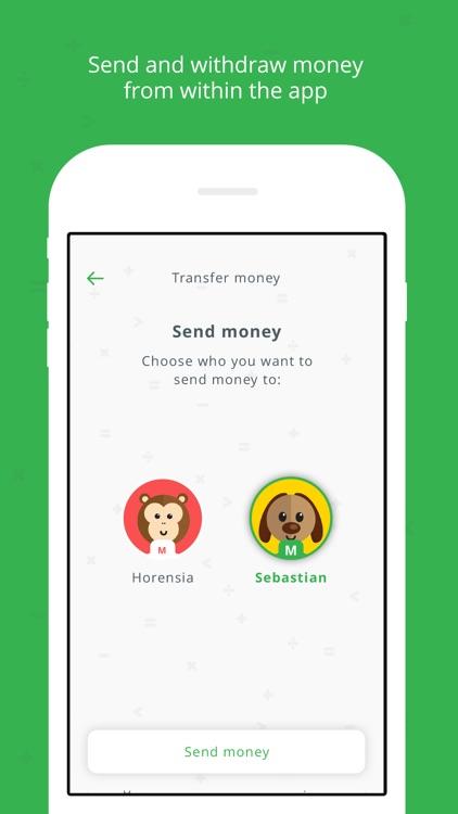 ERNIT - The Smart Piggy Bank screenshot-4