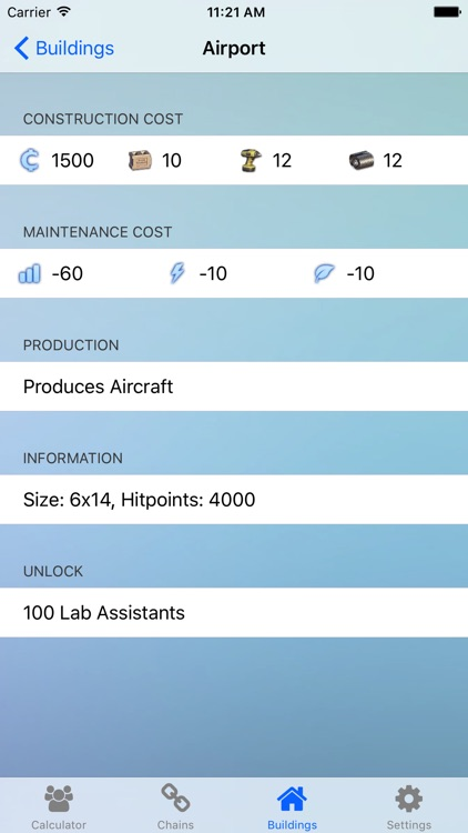 Production Calculator Lite screenshot-3