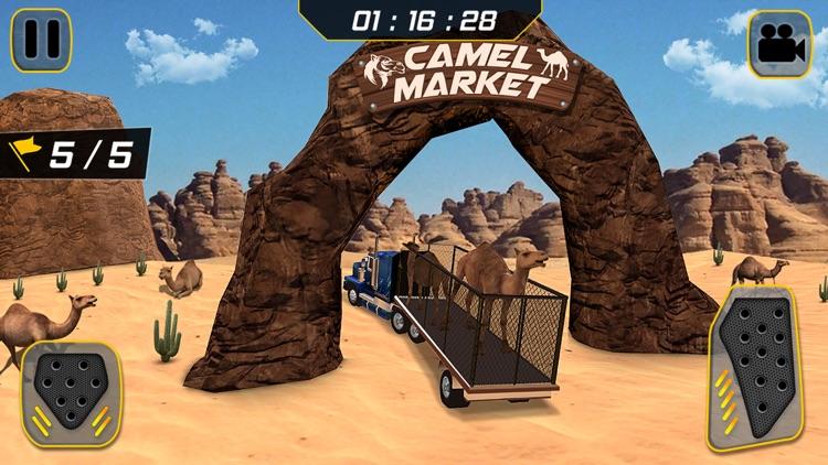 Eid Camel Truck Transport screenshot-3