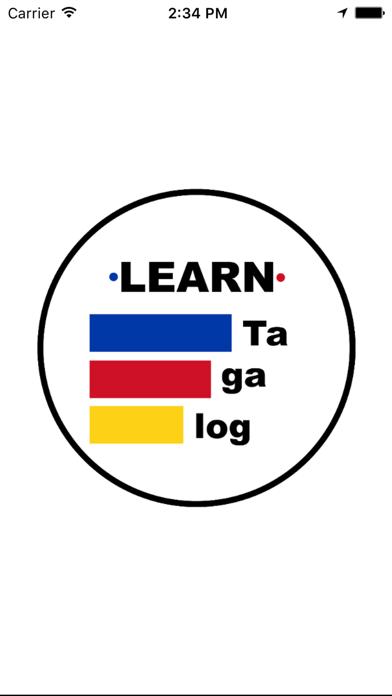 Learn Tagalog - Flash... screenshot1