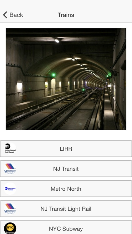 NYC Long Island NJ Transit Net screenshot-3