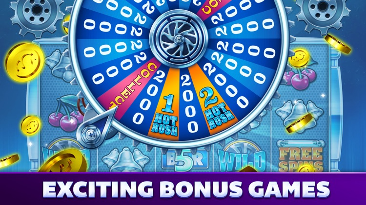 Epic Diamond Slots: Casino Fun screenshot-3