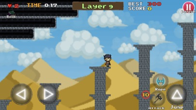 Dive to Abyss screenshot three