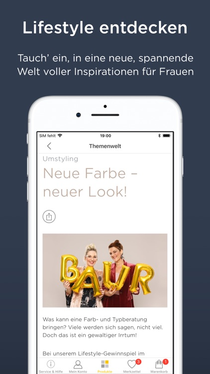 BAUR - Shopping App screenshot-4