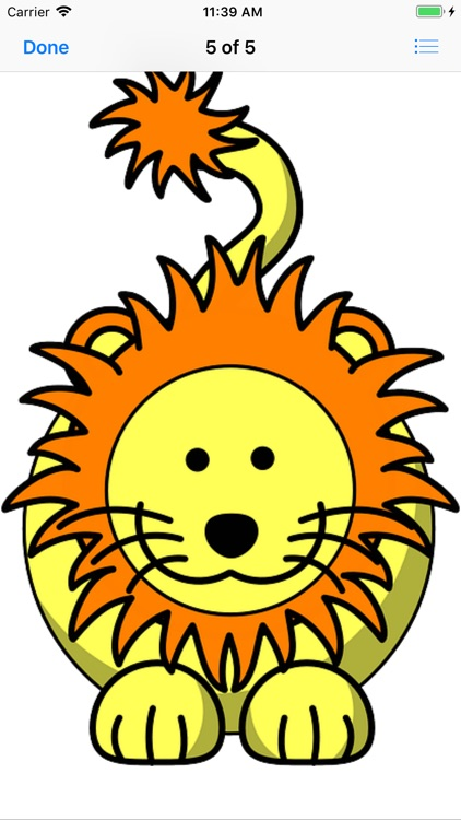 Lion Stickers screenshot-8